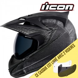 Casque ICON VARIANT CONSTRUCT WHITE