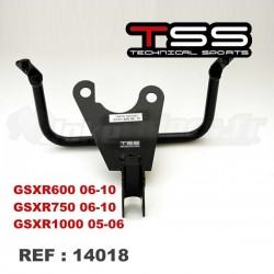Araignée Racing TSS - Suzuki GSXR 600 750 1000 06-10