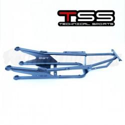 Boucle arrière Racing TSS - YAMAHA R1M 15-16