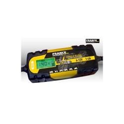 Chargeur de Batterie 6/12V 1-4A LED BC4000E
