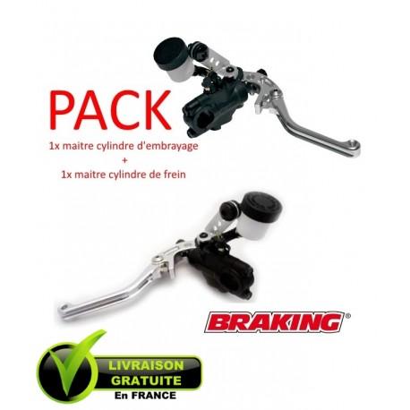 PACK Braking Handbrake + Frein AV