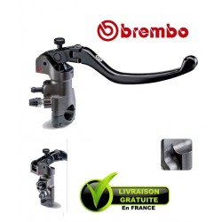 MAITRE-CYLINDRE BREMBO RADIAL PR19X20 CNC LEVIER LONG REPLIABLE