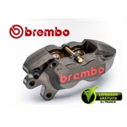 ETRIER BREMBO AXIAL SUPERBIKE DROIT P4 32/36 2 PARTIES ENTRAXE 40MM