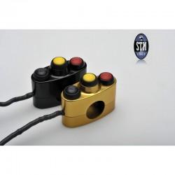 Comodo Racing STM - DROIT - 3 Boutons - Configuration au choix