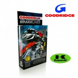 Durites Aviation GOODRIDGE pour Honda