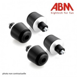 Protection Fourche & Bras Oscillant ABM DUCATI GT 1000 Paul Smart 2009 & +