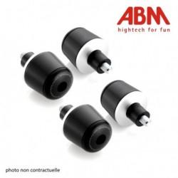 Protection Fourche & Bras Oscillant ABM DUCATI Hypermotard 1100 2007 - 2010