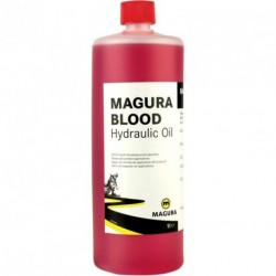 Huile minerale MAGURA BLOOD - 1 L