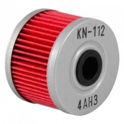 filtre à huile K&N PREMIUM FILTRE A HUILE HONDA TRX 250 FOURTRAX 1985-1987