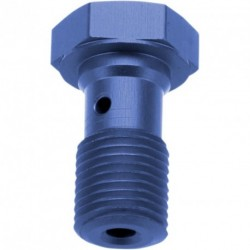 Brake Screw Single - 10X125 - BLUE