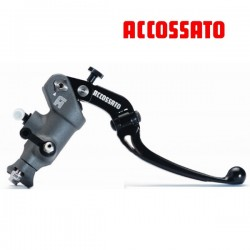 Master cylinder PRS Brake 19mm ACCOSSATO - Forged with level repliable