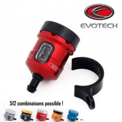 Bocal EVOTECH - Sortie Verticale - 15ml - Avec hublot