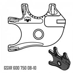 Dual Braket - GSXR 600 750 08-10