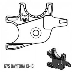 Dual Braket - 675 DAYTONA 13-15