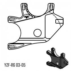 Dual Braket - YFZ-R6 03-05