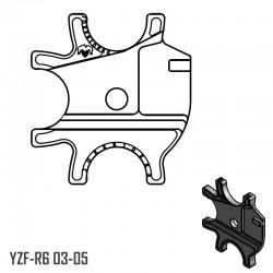Triple Braket - YFZ-R6 03-05
