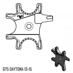 Platine Triple - 675 DAYTONA 13-15