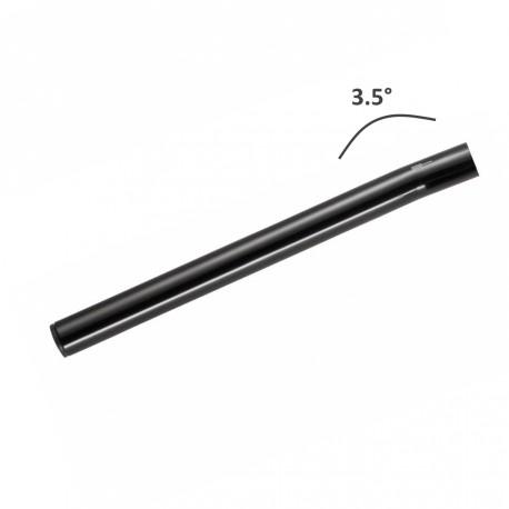Tube de remplacement 22.2mm - Coudé à 3.5° - Coté DROIT - L:260mm