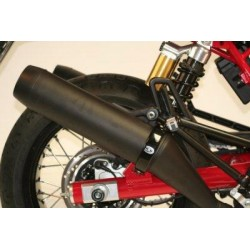 Protection Exhaust D100mm