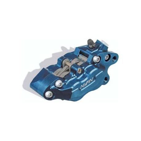 Étrier 4 pistons CNC - NISSIN - Gauche