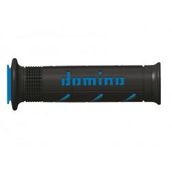 Revêtement Racing XM2 DOMINO - Bleu / Noir - 126mm