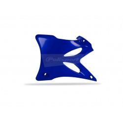 Ouïes de radiateur POLISPORT bleu Yamaha YZ85/YZ85LW