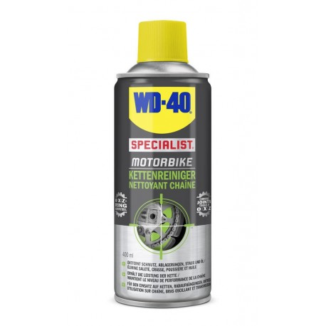 Nettoyant chaine WD-40 CHAINCLEANER 400ML