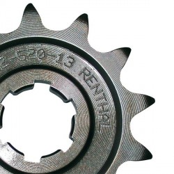 Pignon RENTHAL 15 dents acier standard pas 420 type 461 Honda CRF150R