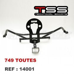 Araignée Racing TSS - Ducati 749 Toutes