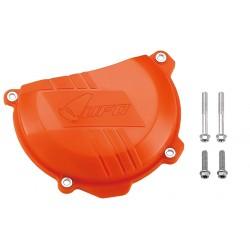 Protège carter embrayage UFO orange KTM SX-F/EXC-F 250/350