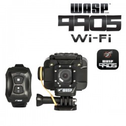 WASPcam 9905 Wi-Fi - Action Cam - video 5Mpixel - photo 12Mpixel - Angle 170°