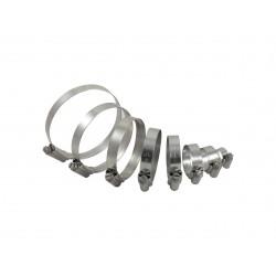 Kit colliers de serrage pour durites SAMCO 1340005207/1340005202/1340005204