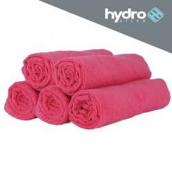 Lot de 5 serviettes en microfibre de qualité Hydrosilex
