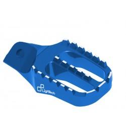 Reposes-pieds fixe LIGHTECH cobalt Yamaha Tenere