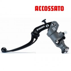 Master Cylinder PRS EVO ACCOSSATO Clutch - Forged - 16x15-16-17 With lever repliable