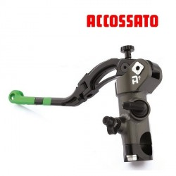Master Cylinder PRS EVO ACCOSSATO Clutch CNC 16x15-16-17 With lever repliable