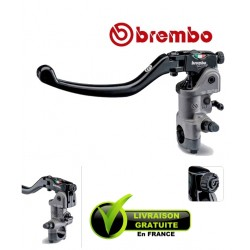 MAITRE-CYLINDRE BREMBO EMBRAYAGE RADIAL PR19 RCS LEVIER LONG REPLIABLE