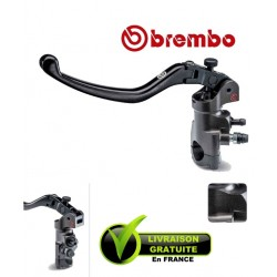 MASTER-CYLINDER BREMBO CLUTCH RADIAL PR16X16 CNC LEVER LONG REPLIABLE