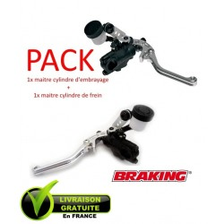 PACK Braking Handbrake + Front Brake