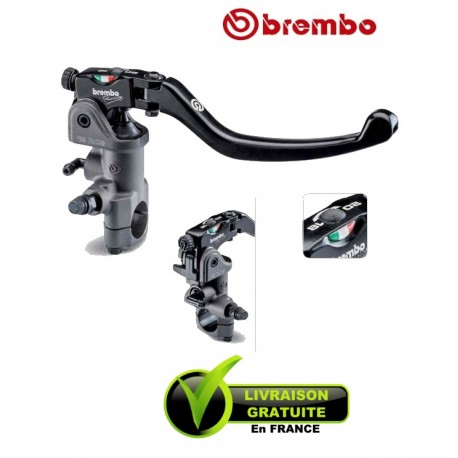 Master Cylinder BREMBO PR15 RCS level short pliable