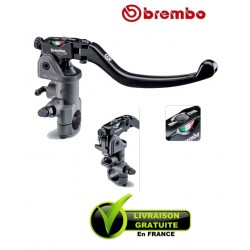 "MAITRE-CYLINDRE BREMBO RADIAL PR19 RCS LEVIER LONG REPLIABLE - GUIDON 1"" / 25.4MM"