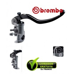 MAITRE-CYLINDRE BREMBO RADIAL PR16X18 LEVIER COURT REPLIABLE