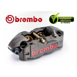 CALIPER BREMBO RADIAL MONOBLOC LEFT P4 32/36 ENTRAXE 108MM