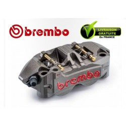 ETRIER BREMBO RADIAL MONOBLOC GAUCHE P4 34/34 ENTRAXE 108MM