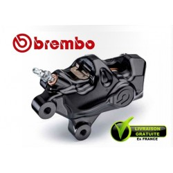 CALIPER BREMBO AXIAL .484 LEFT CNC AXIAL BLACK 4X32 ENTRAXE 69,1MM