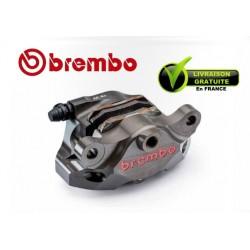 ETRIER BREMBO ARRIERE CNC BRUT ENTRAXE 84MM