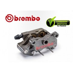 REAR BREMBO CALIPER AXIAL 2 PARTIES P4 24 CNC ENTRAXE 64MM