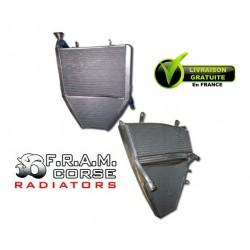 Radiateur SuperBike FRAM CORSE