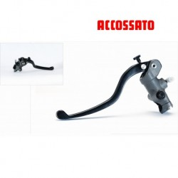 Master Cylinder ACCOSSATO Clutch 16x16 with lever fixe