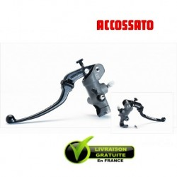 Master Cylinder ACCOSSATO Clutch 16x18 with lever repliable
